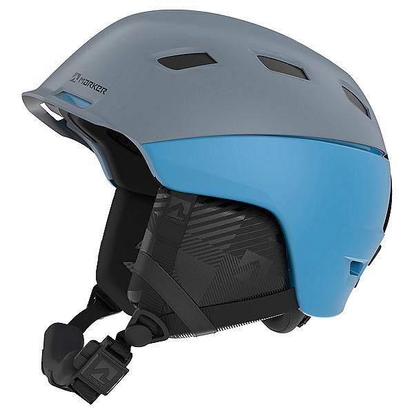 Marker Ampire Helmet, Grey-Light Blue, 600