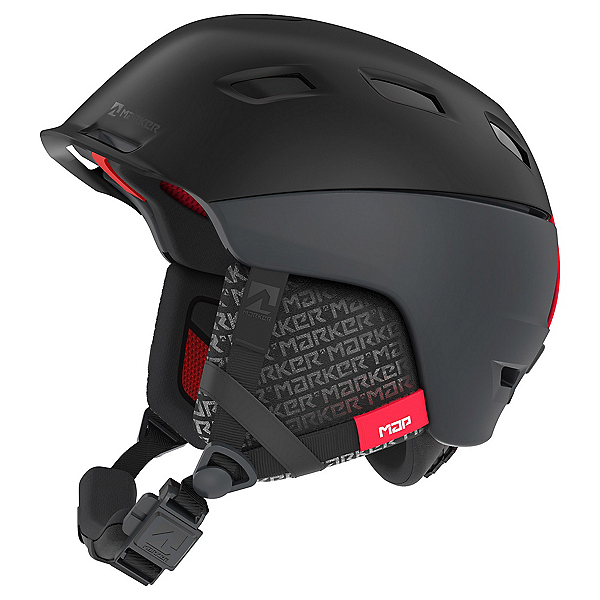 Marker Ampire Helmet, Black, 600