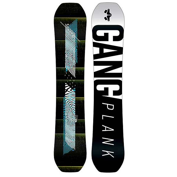 Rome Gang Plank 17-18 Snowboard 2018, , 600