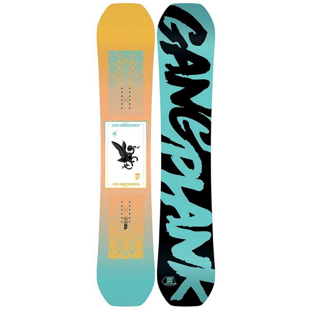 Rome Gang Plank RK1 Len 18-19 Snowboard 2019