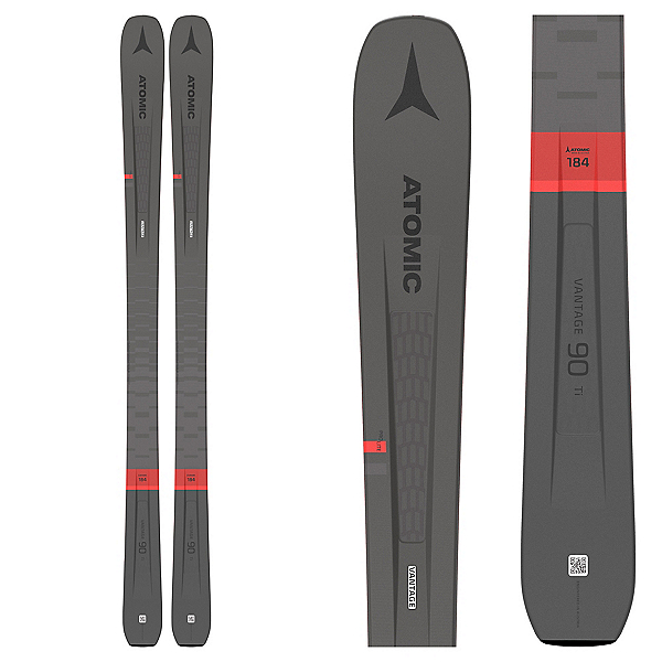 Atomic Vantage 90 TI Skis, , 600
