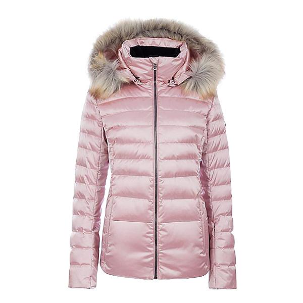FERA Julia Special Edition with Faux Fur Womens Insulated Ski Jacket 2021, Rose Quartz, 600
