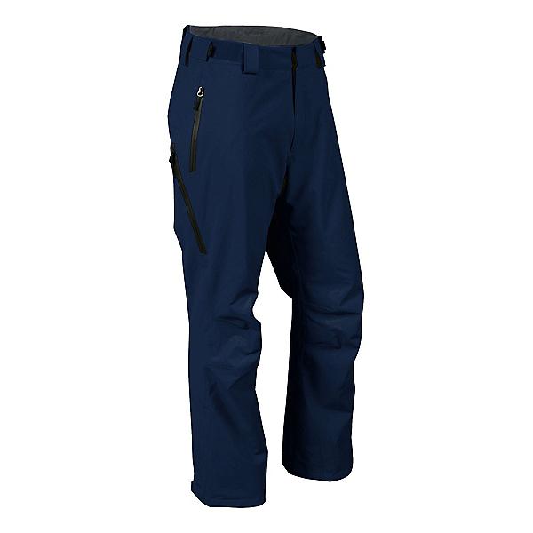 Karbon Alberto Mens Ski Pants, Eclipse-Black, 600