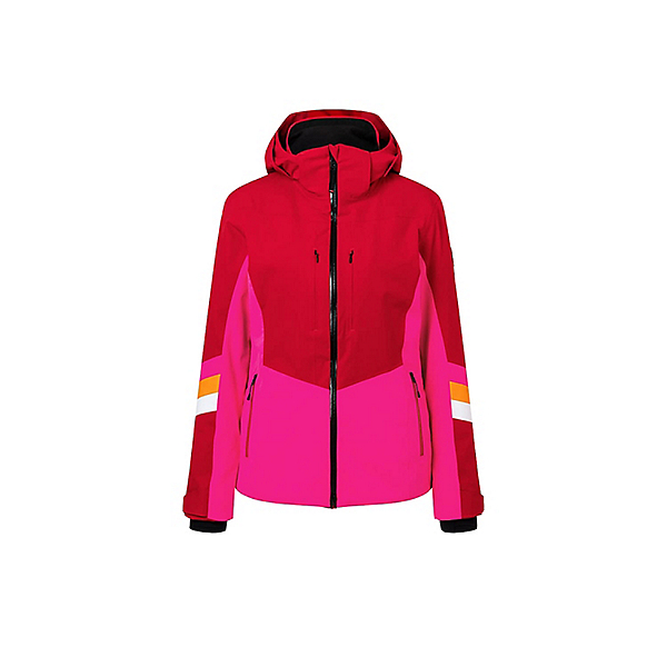Bogner Fire + Ice Davi-T Womens Insulated Ski Jacket 2021, Signal Red, 600
