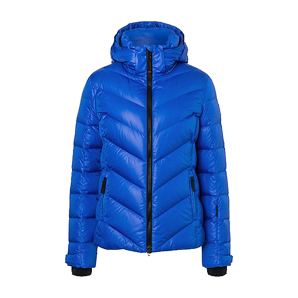 Bogner Fire + Ice Sassy2 D Womens Insulated Ski Jacket, Bright Blue, 600