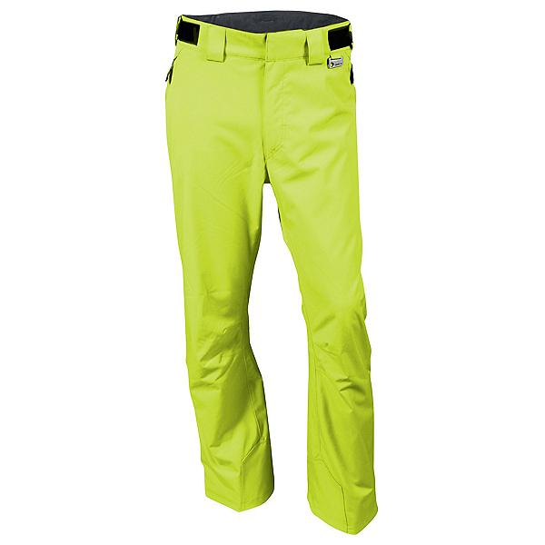 Karbon Silver II Trim Short Mens Ski Pants 2022, Citrus, 600