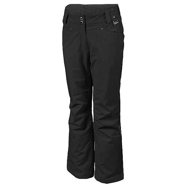 Karbon Pearl II Womens Ski Pants, Black, 600