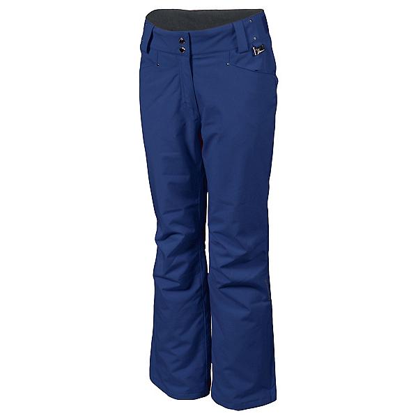 Karbon Pearl II Short Womens Ski Pants, Navy, 600