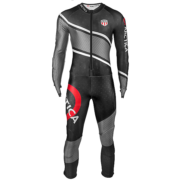 Arctica USA Youth GS Speed Suit 2022, Black, 600