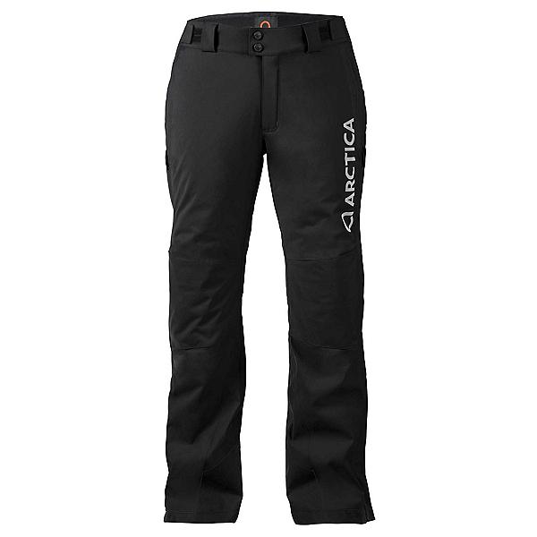 Arctica Speedster Side Zip Pants Womens Ski Pants, Black, 600
