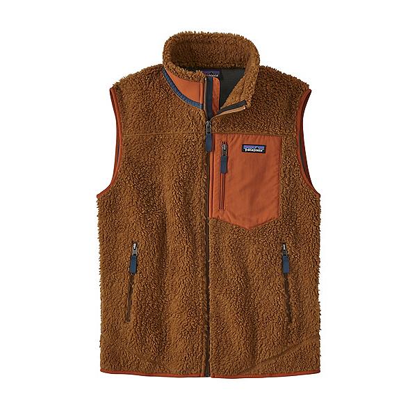 Patagonia Classic Retro-X Mens Vest 2022, Bear Brown, 600