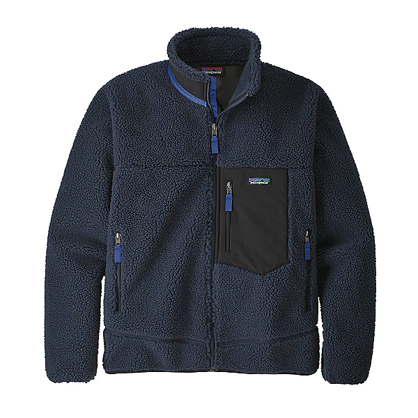 Patagonia Classic Retro-X Mens Jacket 2021, New Navy, 600