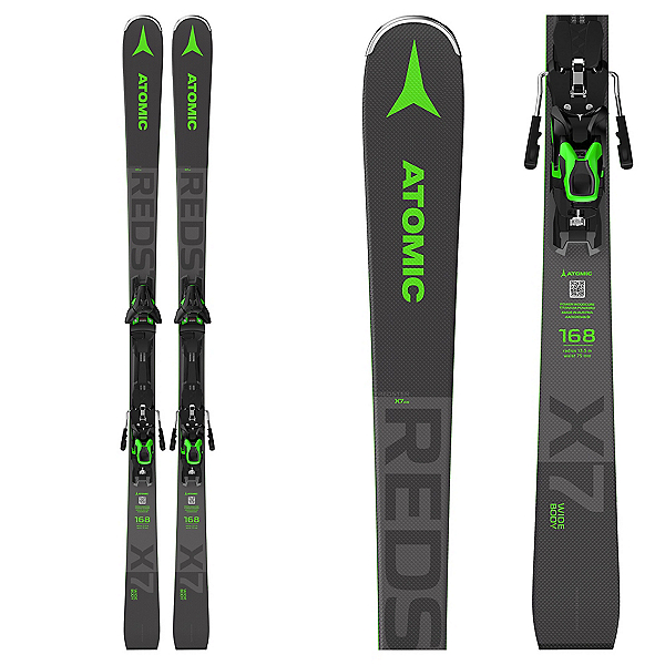 Atomic Redster X7 WB Skis with F 12 GW Bindings 2021, , 600