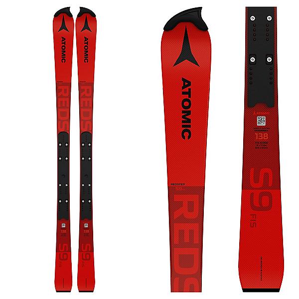 Atomic Redster S9 FIS J-RP Junior Race Skis 2021, , 600