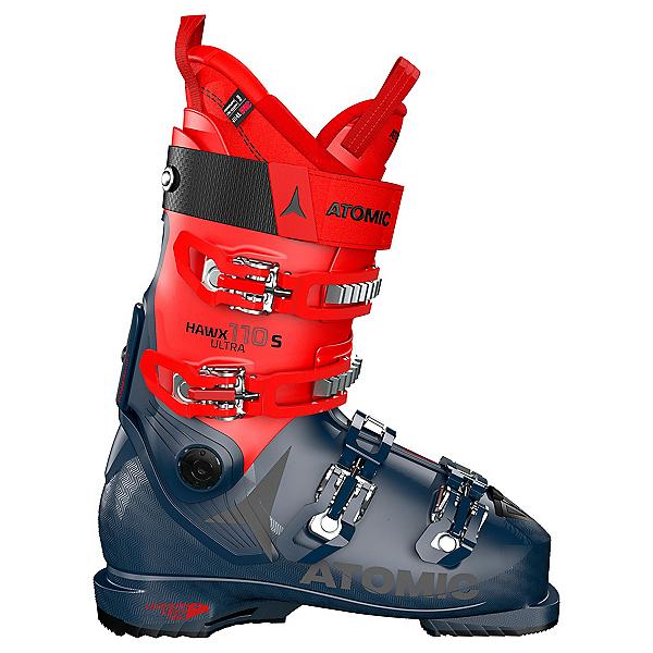 Atomic Hawx Ultra 110 S Ski Boots, Dark Blue-Red, 600