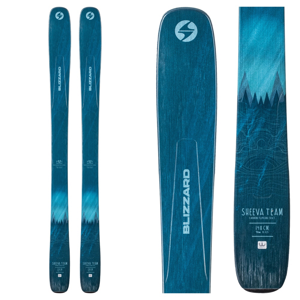 Blizzard Sheeva Team Girls Skis 2021