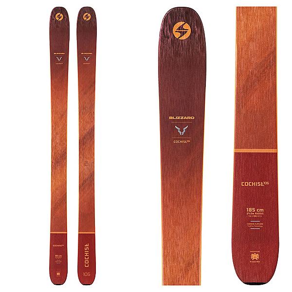 Blizzard Cochise 106 Skis, , 600