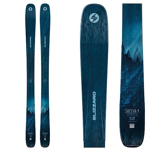 Blizzard Sheeva 9 Womens Skis, , 600