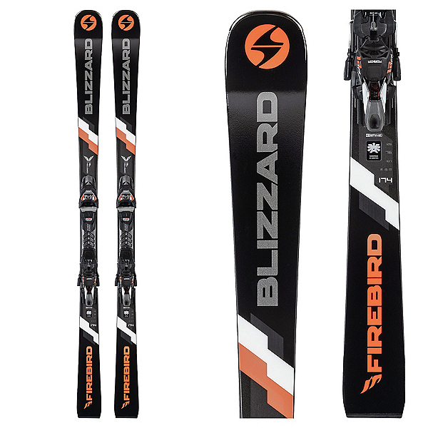 Blizzard Firebird Competition 76 Skis with TPX 12 Bindings, , 600