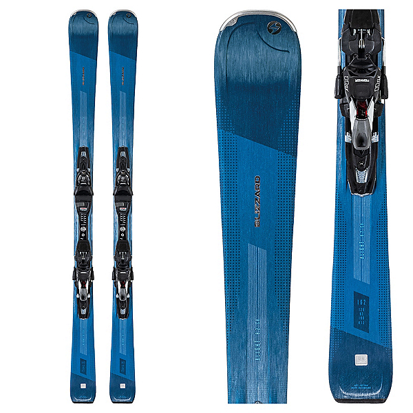 Blizzard Alight 8.2 CA Womens Skis with TLX 11 Bindings, , 600