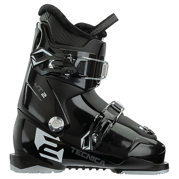 Tecnica JT 2 Kids Ski Boots, Black, 600