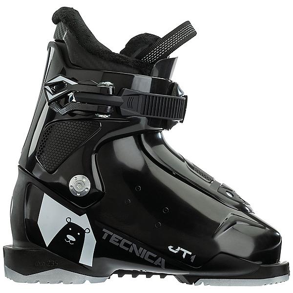 Tecnica JT 1 Kids Ski Boots 2022, Black, 600