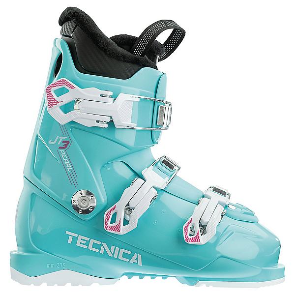 Tecnica JT 3 Pearl Girls Ski Boots 2021, Light Blue, 600