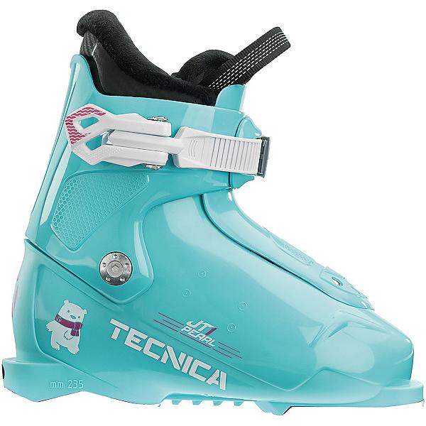 Tecnica JT 1 Pearl Girls Ski Boots, Light Blue, 600