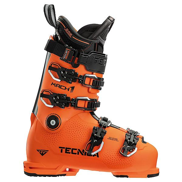 Tecnica Mach 1 HV Ski Boots, Ultra Orange, 600