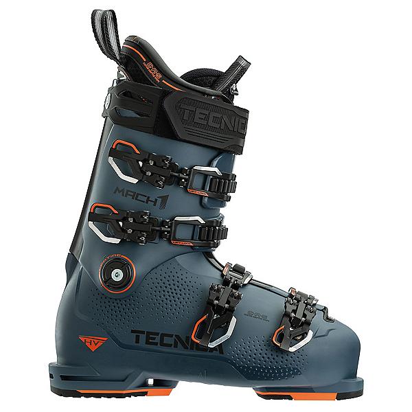 Tecnica Mach 1 120 HV Ski Boots, Dark Avio, 600