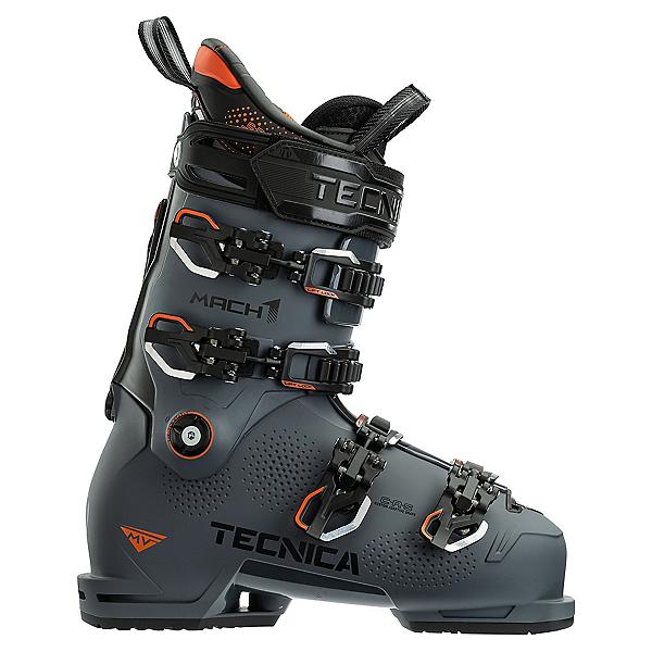 Tecnica Mach 1 110 MV Ski Boots 2021, Race Gray, 600
