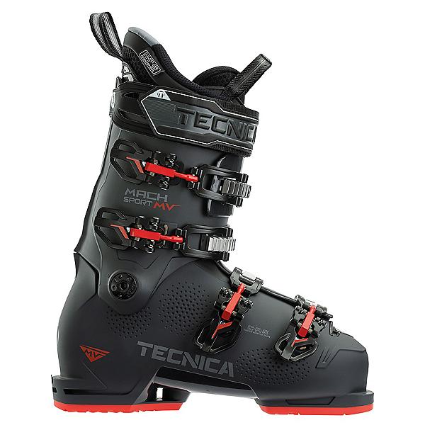 Tecnica Mach Sport 100 MV Ski Boots 2022, Graphite, 600