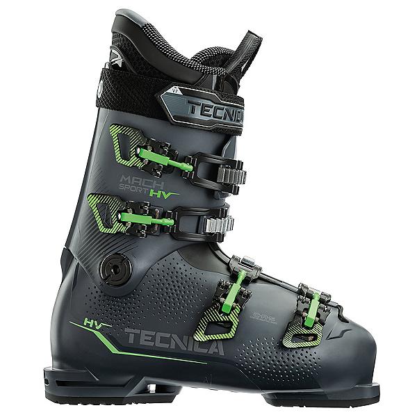 Tecnica Mach Sport 90 HV Ski Boots 2022, Race Gray, 600