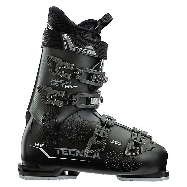 Tecnica Mach Sport 70 HV Ski Boots 2021, Black, 600