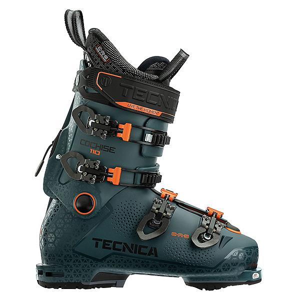 Tecnica Cochise 110 DYN GW Ski Boots, Petrol, 600