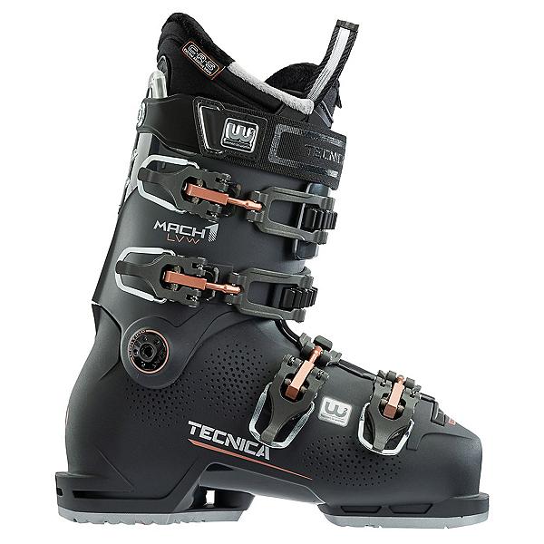 Tecnica Mach 1 95 LV W Womens Ski Boots 2022, Graphite, 600