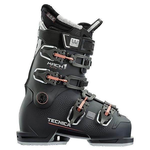 Tecnica Mach 1 95 LV W Womens Ski Boots, Graphite, 600