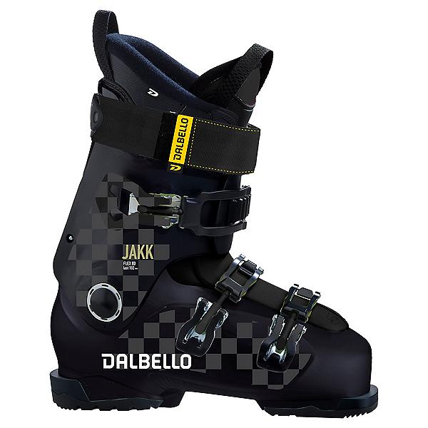Dalbello Jakk Ski Boots, Black-Black, 600
