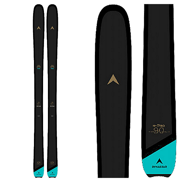 Dynastar M-Pro 90 Womens Skis, , 600
