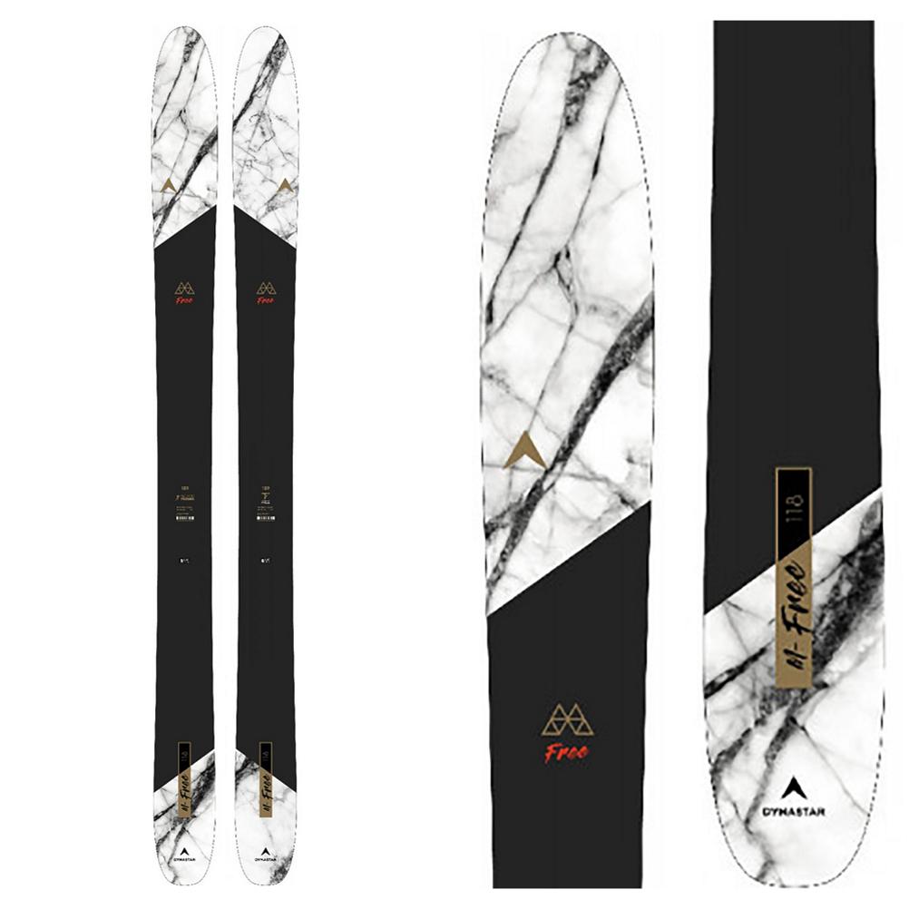 Dynastar M-Free 118 Skis