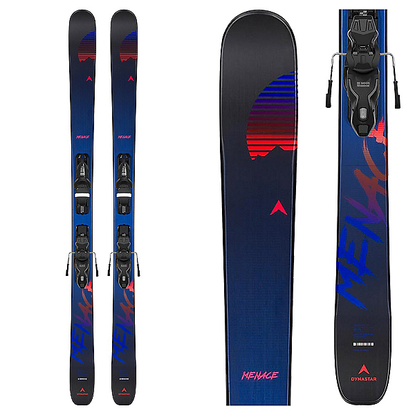 Dynastar Menace 90 Skis with Xpress 11 GW Bindings 2021, , 600