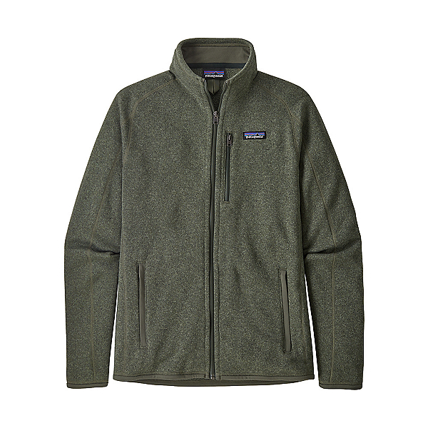 Patagonia Better Sweater Mens Jacket 2021, Industrial Green, 600