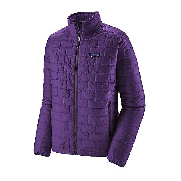 Patagonia Nano Puff Mens Jacket 2021, Purple, 600