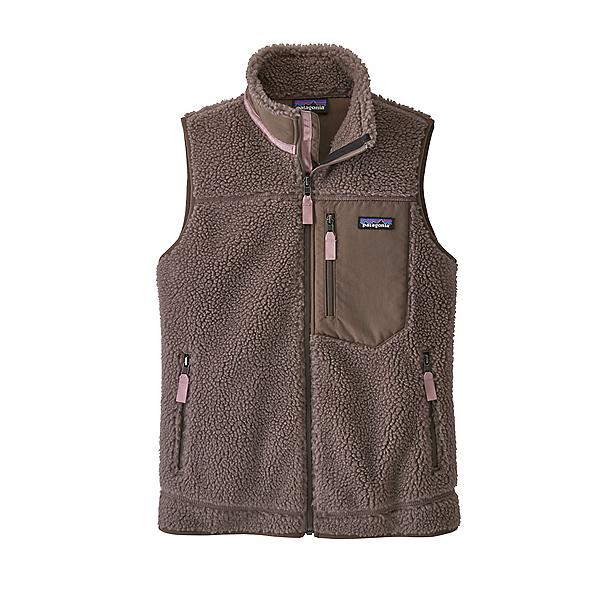 Patagonia Classic Retro-X Womens Vest 2021, Furry Taupe, 600