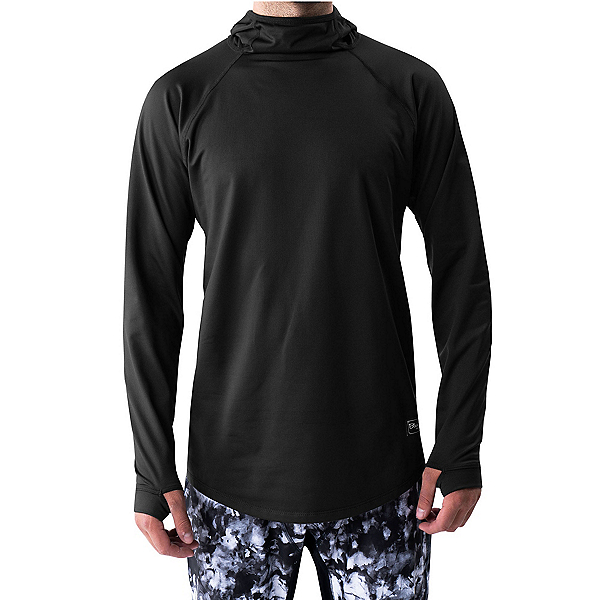 BlackStrap Therma Hooded Mens Long Underwear Top 2022, , 600