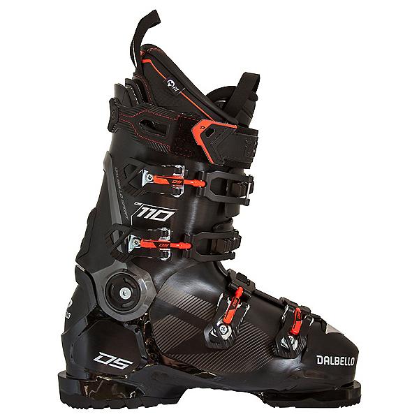 Dalbello DS 110 Ski Boots, Black-Infrared, 600