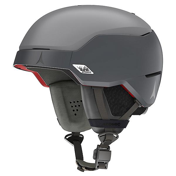 Atomic Count AMID Helmet, Light Grey-Dark Grey, 600
