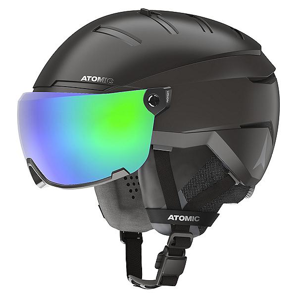 Atomic Savor GT AMID Visor HD Plus Helmet, Black, 600