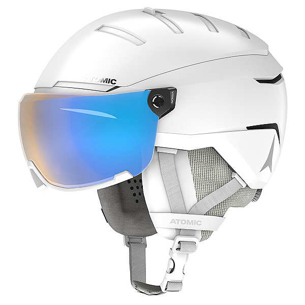 Atomic Savor GT Visor Photochromatic Helmet 2021, White Heather, 600