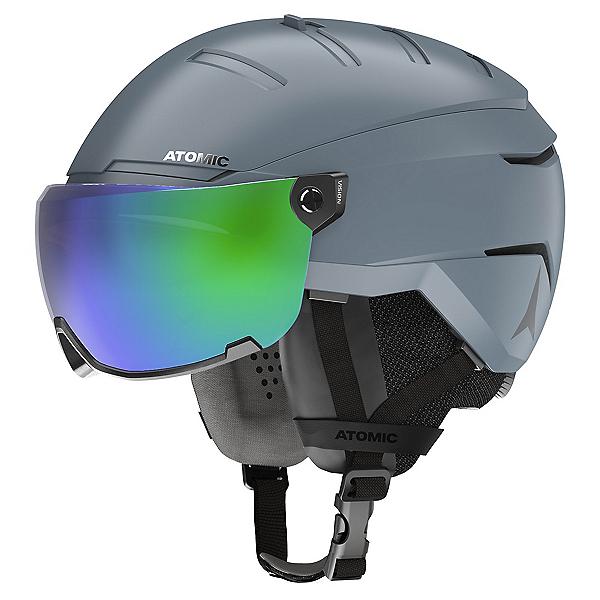 Atomic Savor GT Visor Stereo Helmet, Grey, 600